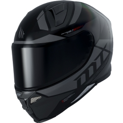 Casco Mt Revenge 2 Scalpel A2 Gris Mate