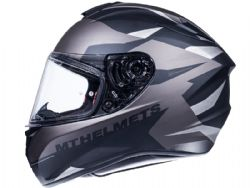 Casco Mt Targo Enjoy E2 Gris Mate