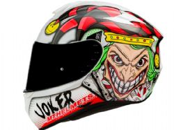 Casco Mt Targo Joker A0 Blanco