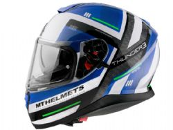 Casco Mt Thunder 3 Sv Carry C7 Azul