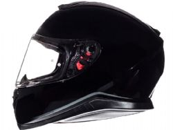 Casco Mt Thunder 3 Sv Solid Negro