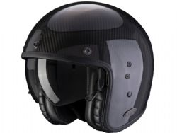 Casco Scorpion Belfast Carbon Negro
