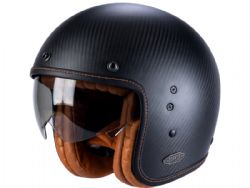 Casco Scorpion Belfast Carbon Negro Mate