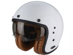 Casco Scorpion Belfast Luxe Blanco