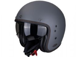 Casco Scorpion Belfast Solid Gris
