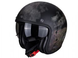 Casco Scorpion Belfast Tempus Negro