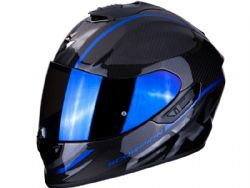 Casco Scorpion Exo-1400 Carbon Air Grand Azul