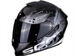 / 02/ exo-1400/ Air sylex black-silver Mate XS Scorpion 14/  / 286/  / 259/