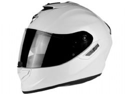 Casco Scorpion Exo-1400 Air Blanco Perla