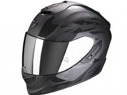 Casco Scorpion Exo-1400 Carbon Air Obscura Negro Mate / Negro