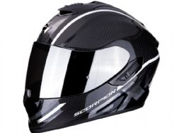 Casco Scorpion Exo-1400 Carbon Air Grand Blanco