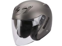 Casco Scorpion Exo-220 Solid Anthracite Mate
