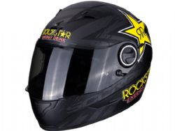 Casco Scorpion Exo-490 Rockstar