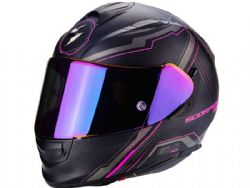 Casco Scorpion Exo-510 Air Sync Rosa