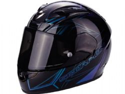 Casco Scorpion Exo-710 Air Line Negro