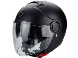 Casco Scorpion Exo-City Negro Mate