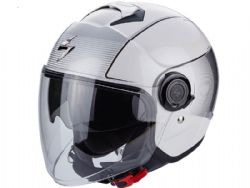 Casco Scorpion Exo-City Wind Blanco