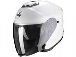 Casco Scorpion Exo-S1 Solid Blanco Perla