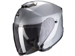 Casco Scorpion Exo-S1 Solid Hypersilver