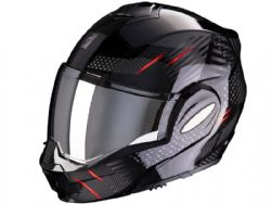 Casco Scorpion Exo-Tech Pulse Rojo