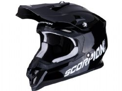 Casco Scorpion Vx-16 Air Negro