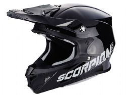 Casco Scorpion Vx-21 Air Negro