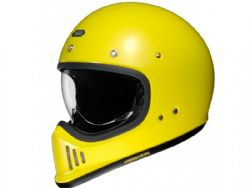 Casco Shoei Ex Zero Amarillo