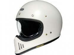 Casco Shoei Ex Zero Blanco