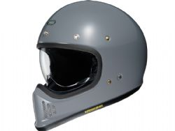 Casco Shoei Ex Zero Gris