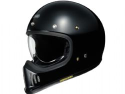 Casco Shoei Ex Zero Negro