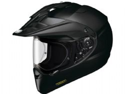 Casco Shoei Hornet ADV Black Matt