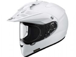 Casco Shoei Hornet ADV White