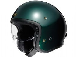Casco Shoei J.O British Green