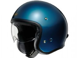 Casco Shoei J.O Laguna Blue