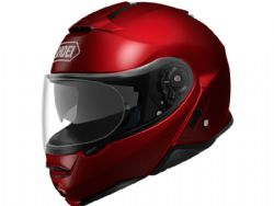 Casco Shoei Neotec 2 Wine Red