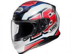 Casco Shoei Nxr Cluzel TC-1