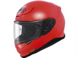 Casco Shoei Nxr Wine Red