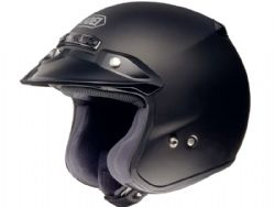 Casco Shoei RJ Platinum-R Black Matt