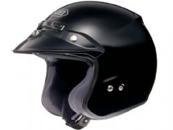 Casco Shoei RJ Platinum-R Black