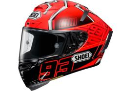 Casco Shoei X-Spirit 3 Márquez 4 Tc-1