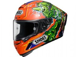 Casco Shoei X-Spirit 3 Power Rush TC-8