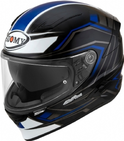 Casco Suomy Speedstar Glow Azul