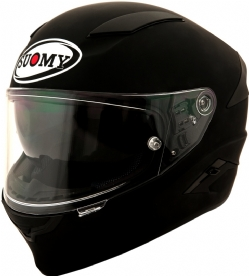 Casco Suomy Speedstar Plain Negro Mate
