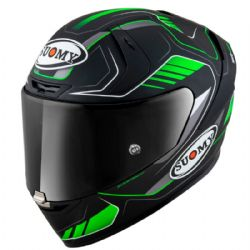 Casco Suomy SR-GP Gamma Verde Mate