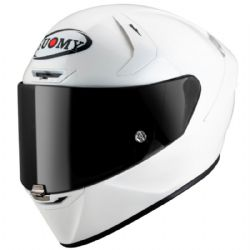 Casco Suomy SR-GP Plain Blanco