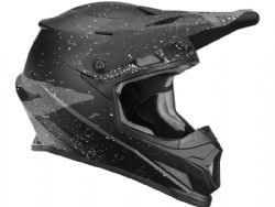 Casco Thor Sector Hype Negro / Charcoal