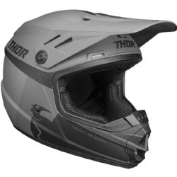Casco Thor Sector Youth Racer Negro / Charcoal