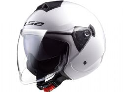 Casco Ls2 OF573 Twister 2 Blanco