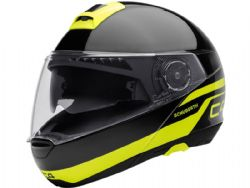 Casco Schuberth C4 Pulse Black