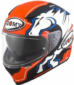Casco Suomy Speedstar Zerofour Mate